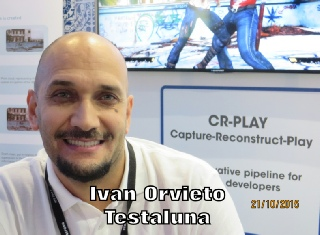 CRe-AM Video Games Interview with Ivan Orvieto od Testaluna