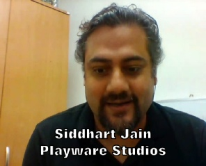 CRe-AM Siddharth Jain Interview