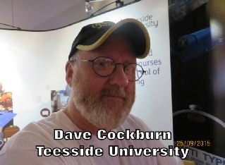 CRe-AM Dave Cockburn Interview