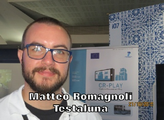 CRe-AM Video Games Interview with Matteo Romagnoli