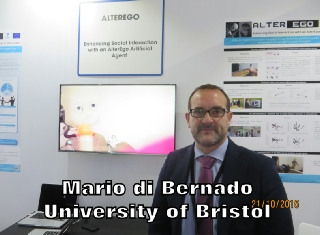 CRe-AM Video Games Interview of Mario Di Bernardo
