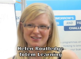 CRe-AM Helen Routledge Interview