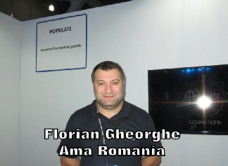 CRe-AM Video Games Interview of Florian Gheorghe