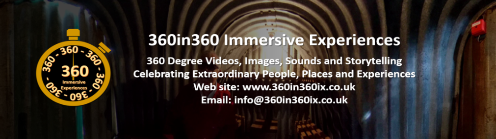 The main business focus is now on 360 Degree Immersive Technologies - please click on this image to view