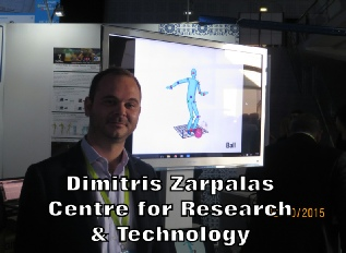 CRe-AM Video Games Interview with Dimitris Zarpalas