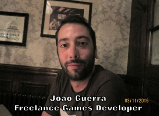 Joao Guerra Interview