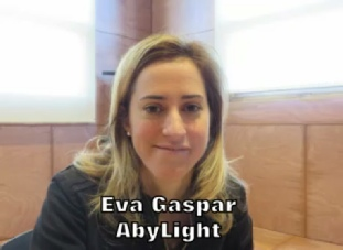 Eva Gaspar Interview