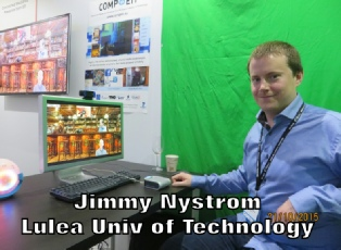 CRe-AM Video Games Interview of Jimmy Nystrom